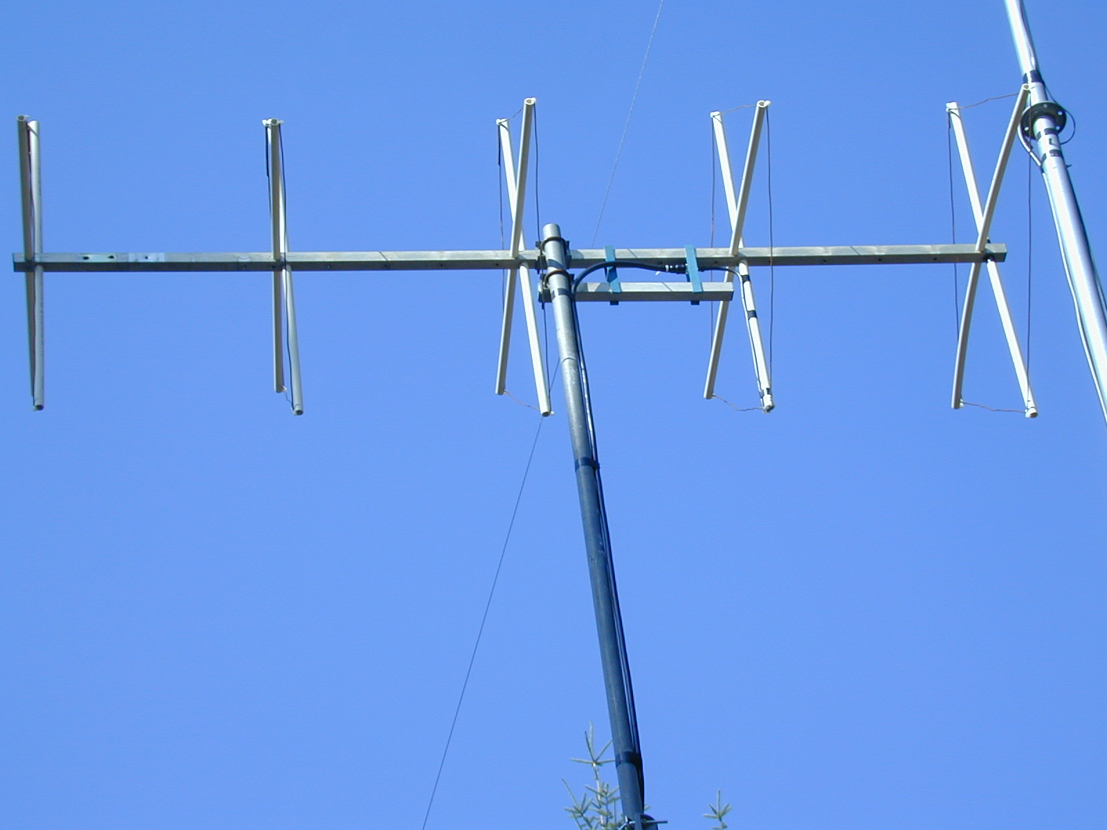 Meter 5 Element Quad antenna